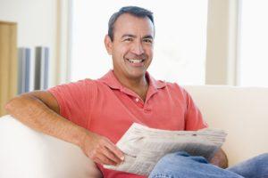 Why men seek facial plastic surgery